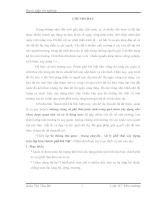 Thiết lập hệ thống thu gom - trung chuyển - xử lý phế thải xây dựng trên địa bàn thành phố Hà Nội