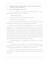 báo cáo thực tập Tại Công ty Chế tạo điện cơ Hà Nội