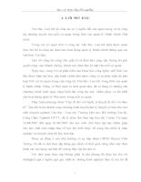 Quá trình khảo sát, thực hiện công tác Văn thư – Lưu trữ và quản trị văn phòng của Văn phòng UBND Huyện Vĩnh Tường