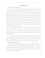Báo cáo thực tập tại Cty Dược vật tư y tế Thanh Hóa
