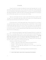 Các giải pháp tăng cường quản trị rủi ro tín dụng tại ngân hàng Techcombank Hà Nội