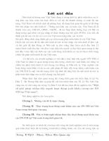 Một số Giải pháp nhằm đẩy mạnh hoạt động XK trong các Doanh nghiệp FDI tại Việt nam