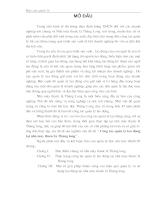 Thực trạng công tác quản lý lao động tại nhà máy thuốc lá Thăng Long