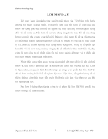 Báo cáo về sự hình thành và phát triển Công ty Cổ phần dệt kim Hà Nội