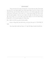 Giới thiệu chung về công ty thương mại lâm sản Hà Nội