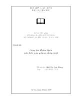 Công tác thẩm định văn bản quy phạm pháp luật.doc