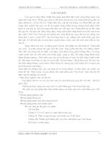 Thực trạng và giải pháp cho xuất khẩu gạo Việt Nam