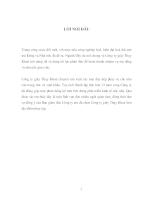Báo cáo thực tập tổng hợp Công ty giầy Thụy Khuê