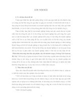 Thực trạng và giải pháp đẩy mạnh tiêu thụ sản phẩm giầy của công ty giầy Thượng Đình Hà Nội