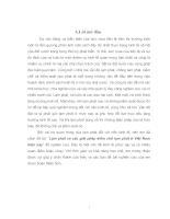 Lạm phát và các giảI pháp kiềm chế lạm phát ở Việt Nam hiện nay