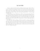 50147.docHoàn thiện lập kế hoạch kiểm toán Báo cáo tài chính do Công ty Cổ phần Kiểm toán và Tư vấn Thăng Long thực hiện