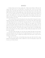 Thực trạng hoạt động xuất khẩu hàng dệt - may vào eU của việt nam