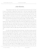 Nâng cao hiệu quả quản lý rủi ro tín dụng tại Ngân hàng công thương tỉnh Nam Định