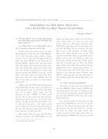 Hoạt động của Hội đồng nhân dân các cấp ở nước ta, thực trạng và giải pháp.pdf