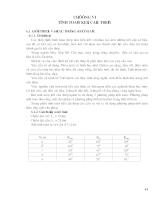 Thiết kế cần trục chân đế mâm quay KPM 32,5 Tấn - Chương 6