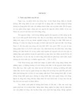 Vai trò của pháp luật trong QLNN đối với lĩnh vực bảo vệ rừng ở Việt Nam hiện nay