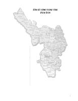 Đặc điểm tự nhiên, lịch sử, văn hóa của thành phố Điện Biên
