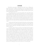 Một số biện pháp nhằm nâng cao hiệu quả gia công XK tại Cty cổ phần giầy Hà Nội