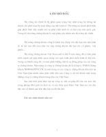 Phân tích tình hình kinh doanh của Công ty TNHH Chứng khoán NHNo & PTNT VN