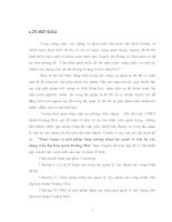 Thực trạng và giải pháp tăng cường công tác quản lý trật tự xây dựng trên địa bàn quận Hoàng Mai