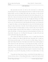 Một sốđặc điểm và thực trạng hoạt động sản xuất kinh doanh của Công ty cổ phần Dịch Hồng Hà Nội