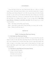 Hợp đồng mua bán ngoại thương- Nội dung và cách thức soạn thảo Hợp đồng mua bán ngoại thương