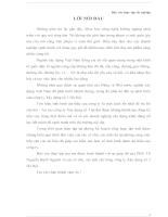báo cáo thực tập TẠI CÔNG TY XÂY DỰNG SỐ 3 HÀ NỘI