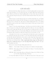 Một số giải pháp nhằm nâng cao Hiệu quả sử dụng Vốn cố định tại Công ty Tư vấn Xây dựng Dân đụng Việt Nam