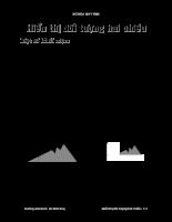 Hiển thị đối tượng hai chiều