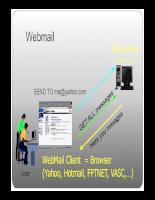 Webmail nhưng thông tin cơ bản
