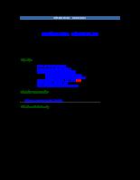 Hướng dẫn lập trình php
