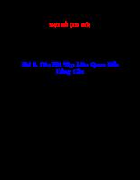 Các bài tập liên quan đến đồng cấu.pdf