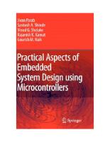 Thực hành thiết kế hệ thống sự dụng điều kiển Micro