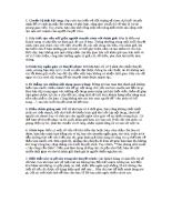 15 Lời khuyên khi thuyết trình
