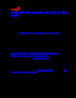 Kỹ thuật xử lí tín hiệu số chương 5.pdf