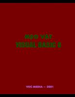 Thủ thuật Visual Basic