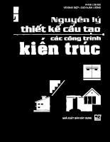 Giáo trình cấu tạo kiến trúc - tác giả Phan Tấn Hài, Võ Đình Diệp, Cao Xuân Lương.pdf
