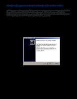 Cài LAN ảo trên một máy tính