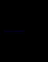 Tài liệu về NET BEANS