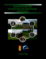 Hướng dẫn bảo tồn đa dạng sinh học nông nghiẹp tại Việt Naam