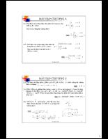 Bài tập trường điện từ  trường điện tĩnh.pdf