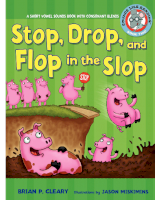 Stop Drop Flop In The Slop