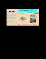 ASP các form cơ bản.pdf