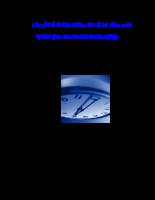 Các yếu tố có ảnh hưởng lớn tới kỹ năng quản lý thời gian của các chủ doanh nghiệp