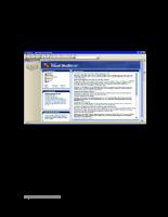 Giáo trình kết hợp ASP .NET với CSharp