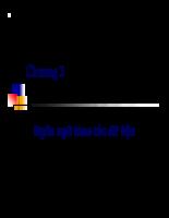 Ngôn ngữ thao tác dữ liệu