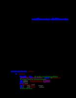 Sơ lược về Visual C