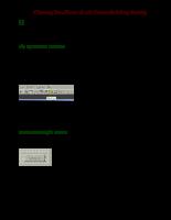 Form và các Controls thông thường trong VB6