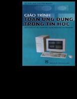 Giao trinh toan ung dung_Bui Minh Tri.pdf