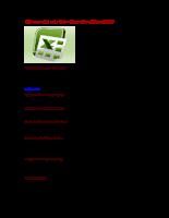 529 mẹo nhỏ máy tính – Làm việc với Excel 2007